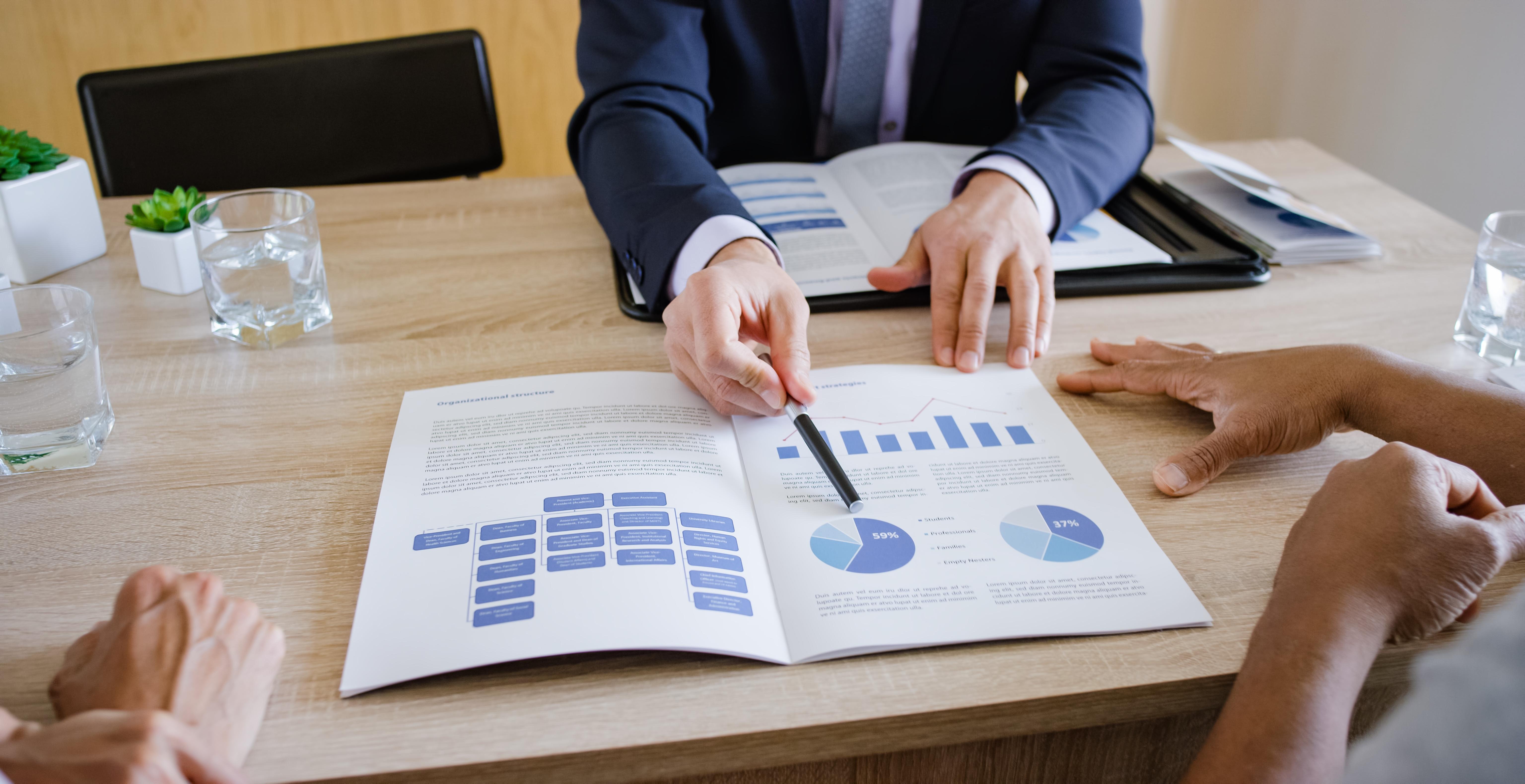 Les 10 facteurs clés de succès pour construire un tableau de bord efficace